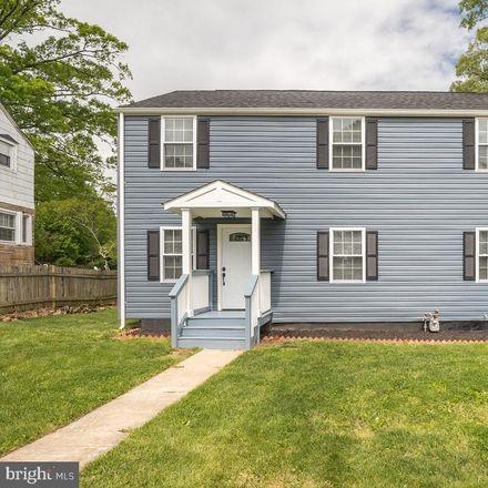 Rent this 5 bed house on 7006 Allison Street in Hyattsville, MD 20784