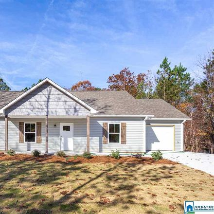 Rent this 3 bed house on 100 Parkwood Way in Odenville, AL