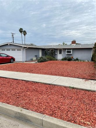 Rent this 3 bed house on 796 North Hart Street in Orange, CA 92867