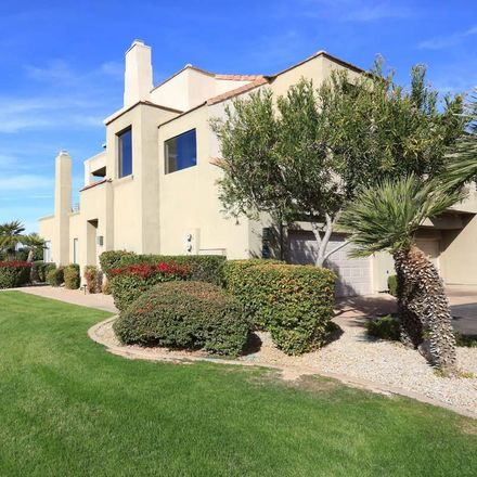 Rent this 2 bed townhouse on 8989 North Gainey Center Drive in Scottsdale, AZ 85258