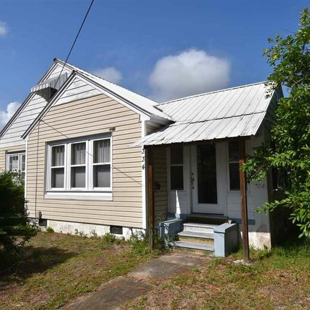 Rent this 3 bed house on 1st Street in Escambia County, FL 32505:32506