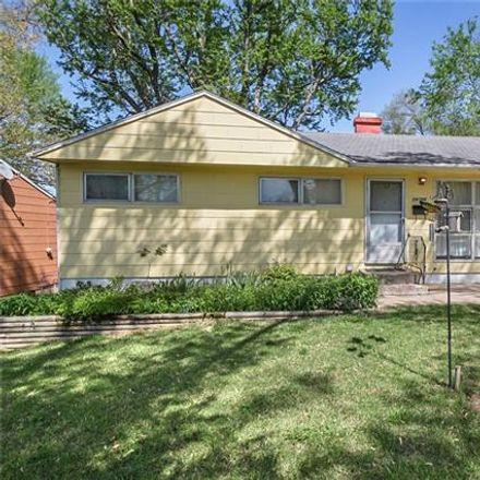 Rent this 3 bed apartment on 10705 Bennington Avenue in Kansas City, MO 64134