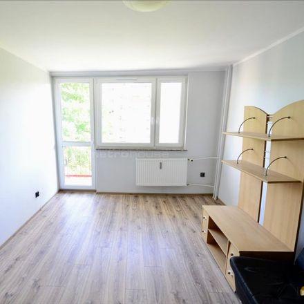 Rent this 2 bed apartment on Młodzieżowa 13 in 40-887 Chorzów, Poland
