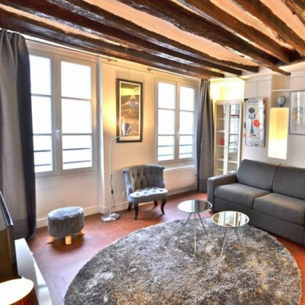 Rent this 1 bed apartment on 29 Rue Debelleyme in 75003 Paris, France