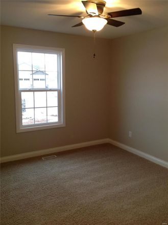 Rent this 3 bed house on Brookshire Creek in Wentzville, MO 63385
