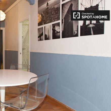 Rent this 4 bed apartment on Calle del General Díaz Porlier in 36, 28001 Madrid