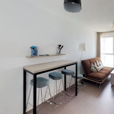 Rent this 1 bed apartment on 12 Rue Jacqueline Auriol in 31400 Toulouse, France