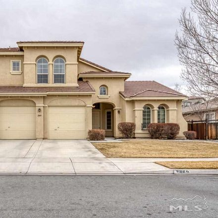 Rent this 4 bed apartment on 2869 Oxley Drive in Sparks, NV 89436