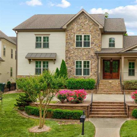 Rent this 4 bed house on Bridgeton Park Drive in Raleigh, NC 27607