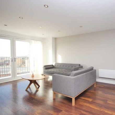 Rent this 2 bed apartment on Castlefield Utlities Bridge in Trinity Way, Manchester M5 4XP