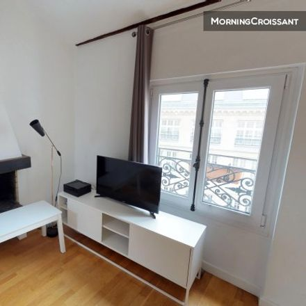 Rent this 2 bed apartment on 19 Rue Tiquetonne in 75002 Paris, France