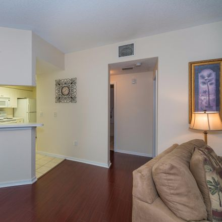 Rent this 1 bed condo on Anzio Court in Palm Beach Gardens, FL 33410