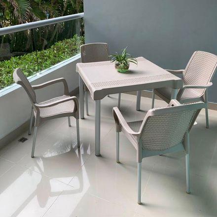 Rent this 1 bed apartment on Túnel de Crespo in Crespo, 130002 Cartagena