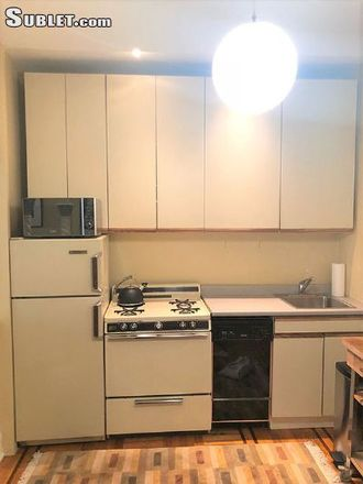 Rent this 1 bed apartment on 46 Saint Mark's Place in New York, NY 10003