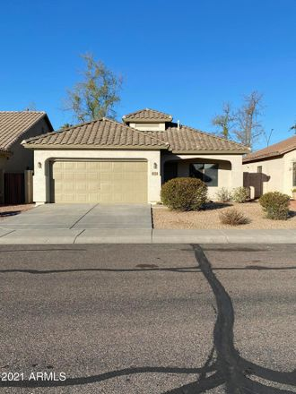 Rent this 3 bed house on 3534 North 130th Drive in Avondale, AZ 85392