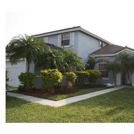 Rent this 4 bed house on NW 173rd Ave in Hollywood, FL