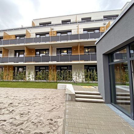 Rent this 1 bed condo on Paulinenstraße 23 in 74072 Heilbronn, Germany