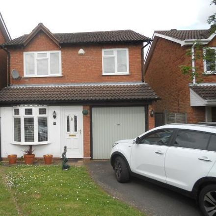 Rent this 3 bed house on Curlew Close in Lichfield WS14 9UL, United Kingdom