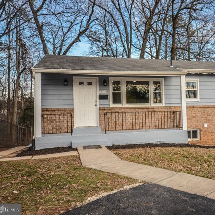 Rent this 6 bed house on Old Ardwick Ardmore Rd in Hyattsville, MD