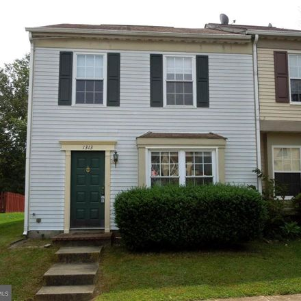 Rent this 3 bed townhouse on 1313 Jervis Sq in Belcamp, MD