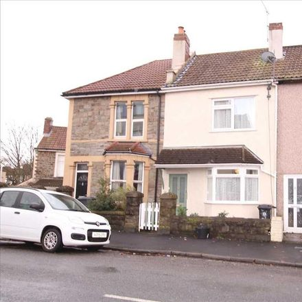 Rent this 2 bed house on 111 Two Mile Hill Road in Bristol BS15 1BH, United Kingdom