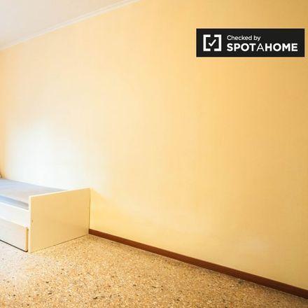 Rent this 5 bed apartment on Sedia del Diavolo (Monumento a Elio Callistio) in Piazza Elio Callistio, 00199 Rome Roma Capitale