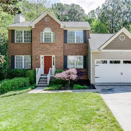 Rent this 3 bed house on Preston Oaks Dr in Alpharetta, GA