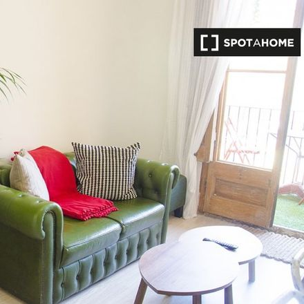 Rent this 1 bed apartment on Carrer d'Aribau in 116, 118