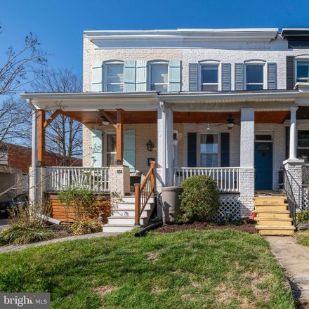 Rent this 2 bed townhouse on 856 West 32nd Street in Baltimore, MD 21211