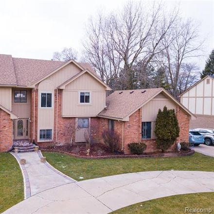 Rent this 4 bed house on 5276 Waterview Drive in West Bloomfield Township, MI 48323