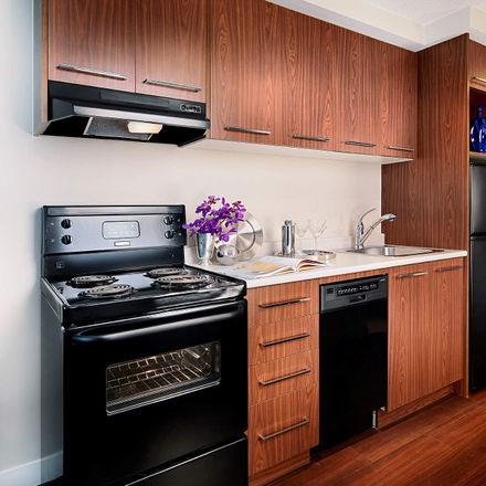 Rent this 1 bed apartment on The Standard in 1142 Granville Street, Vancouver