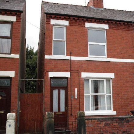 Rent this 2 bed house on Victoria Primary School in Poyser Street, Wrexham LL13 7RT