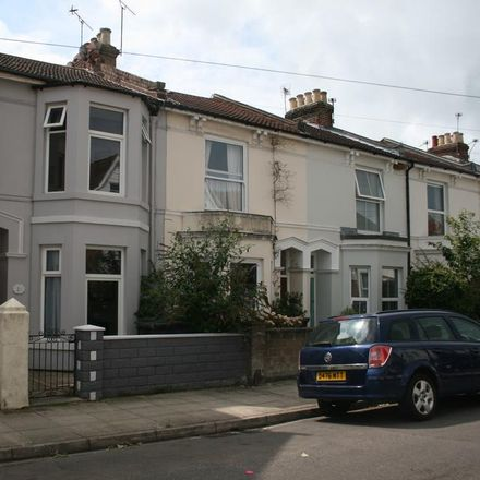 Rent this 2 bed apartment on St Francis Motor Services in Inglis Road, Portsmouth PO5 1PB