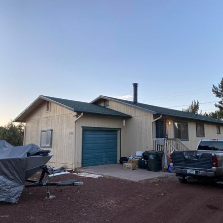 Rent this 3 bed house on 8550 Jackrabbit Dr in Show Low, AZ