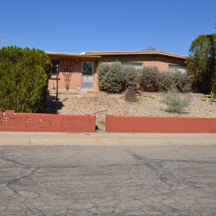 Rent this 3 bed house on 2770 West Calle Carapan in Tucson, AZ 85745