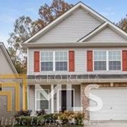 Rent this 3 bed house on 483 Thistle Cv in Atlanta, GA