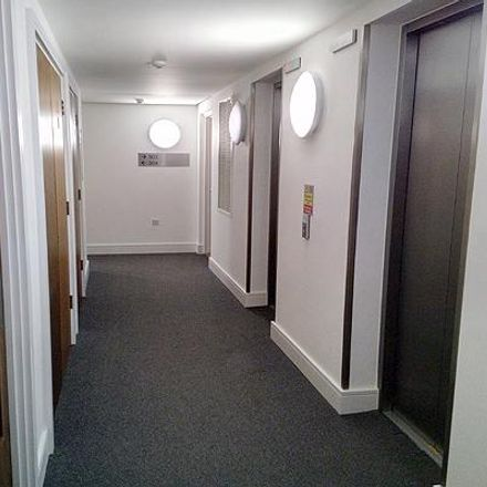 Rent this 2 bed apartment on Duckman Tower in 3 Lincoln Plaza, London E14 9BL