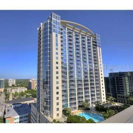 Rent this 1 bed condo on S Court Ave in Orlando, FL