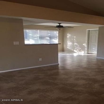 Rent this 3 bed house on Rudy G Bologna Elementary School in South Velero Street, Chandler