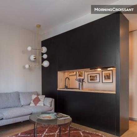 Rent this 2 bed apartment on 55 Cours de la Liberté in 69003 Lyon, France