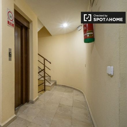 Rent this 1 bed apartment on U.G.T. Comisión Ejecutiva Federal in Calle de Hortaleza, 88