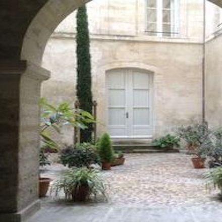 Rent this 1 bed apartment on 32 Rue de la Masse in 84000 Avignon, France