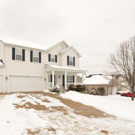Rent this 3 bed house on 8111 Pheasant Dr in Barnhart, MO