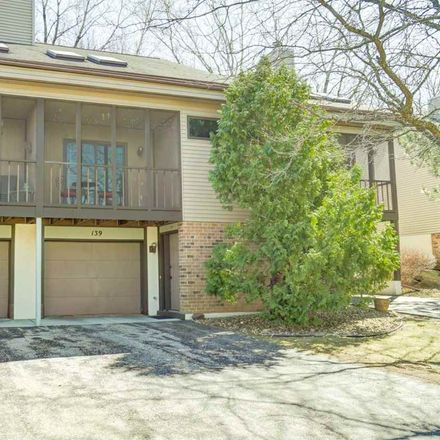 Rent this 2 bed townhouse on 139 Ponwood Circle in Madison, WI 53717