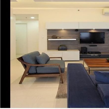 Rent this 1 bed condo on Arya Residences in McKinley Parkway, Taguig
