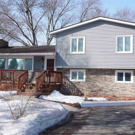 Rent this 4 bed house on 2440 Skyline Drive in Beloit, WI 53511
