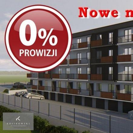 Rent this 3 bed apartment on Stefana Grota-Roweckiego in Namysłów, Poland