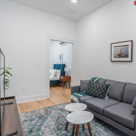 Rent this 1 bed apartment on Little Sandwich Shop in 333 Grove Street, Jersey City