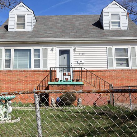 Rent this 4 bed house on 2109 Kent Village Drive in Hyattsville, MD 20785