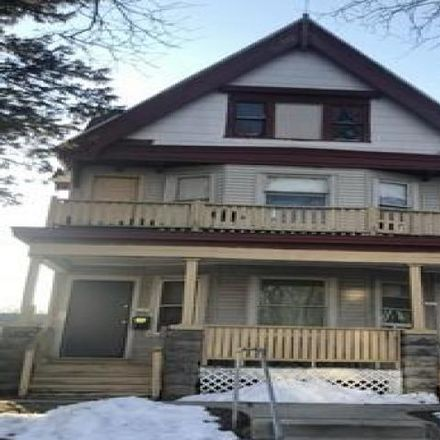 Rent this 4 bed house on 4020 West Garfield Avenue in Milwaukee, WI 53208